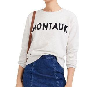 J. Crew Montauk Crewneck Sweatshirt
